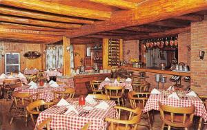4462 MA New Ashland  1950's  Mill on the Floss Restaurant Dinning Room  ...