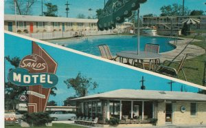 NEW ORLEANS , Louisiana, 1950-60s ; The Sands Motel