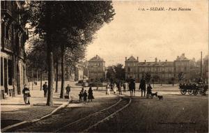 CPA SEDAN - Place Nasseau (135165)