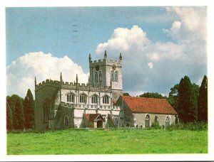 England Wootton Wawen St Peter's Church 1972