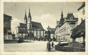 Postcard Czech Republic Kromeriz