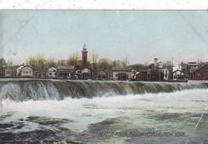 New York Baldwinsville Seneca River 1910