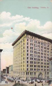 Street view,  Ohio Building,  Toledo, Ohio,  00-10s
