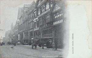 England Chester Eastgate Street