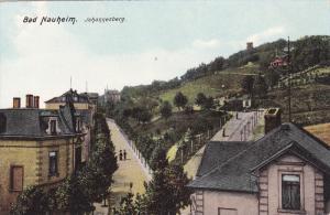 BAD NAUHEIM, Hesse, Germany; Johannesberg, 00-10s