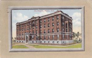 Exterior,City Hospital,Regina,Saskatche wan,Canada,PU-1912