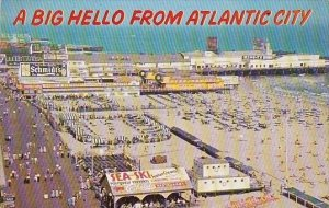 A Big Hello From Atlantic City New Jersey 1974