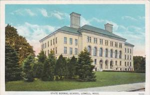 State Normal School Lowell Massachusetts Curteich