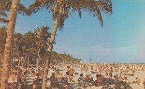 TAMPA , Florida , 1964 ; Beach