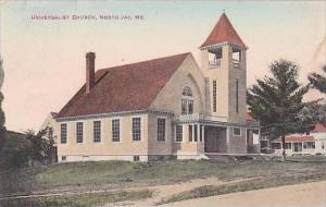 Maine North Jay Universalist Church 1913