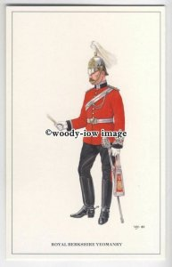su2603 - Royal Berkshire Yeomanry, Artist- W.R.Younghusband - modern postcard