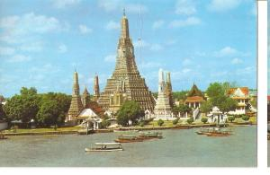 Postal 046059 : Wat Aroon-Temple of Dawn Bangkok