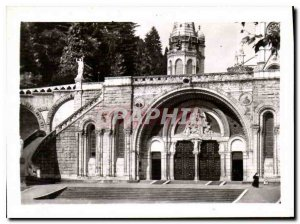 Modern Postcard Lourdes