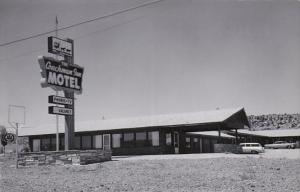 The Coachman Inn Motel Real Photo