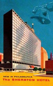 Pennsylvania Philadelphia The Sheraton Hotel