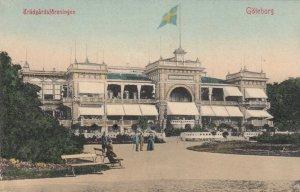 GOTEBORG , Sweden , 1900-10s ; Tradgardsforeningen