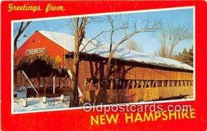 New Hampshire, USA Unused