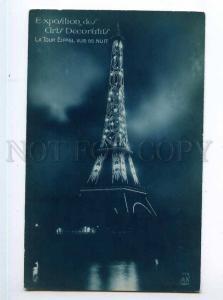 247908 FRANCE PARIS mark Tour Eiffel tower 1926 yea Exposition