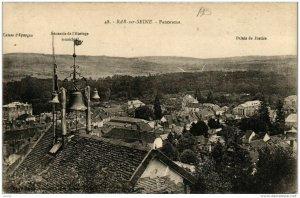 CPA BAR-sur-SEINE Panorama (722873)