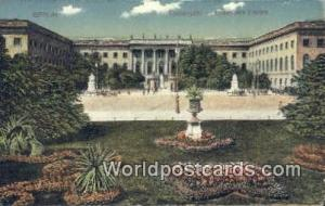 Berlin Germany, Deutschland Postcard Unter den Linden  Unter den Linden