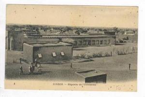Zinder, Niger.- Magasins de l'Intendance,00-10s