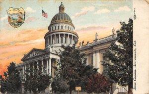 State Capitol Sacramento CA