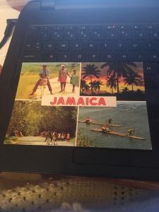 Vtg Postcard: Jamaica Multi view