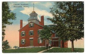 Newcastle, Maine, Lincoln Academy