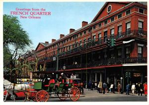 French Quarter - New Orleans, Louisiana