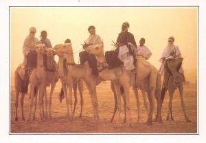 Africa Nigeria Teguidda N'Tessoumt Riding Camels