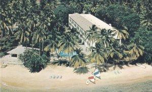 Sandridge Apartment Hotel Barbados Postcard