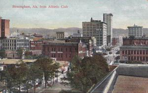 View of City From Athletic Club, BIRMINGHAM, Alabama, 00-10´s