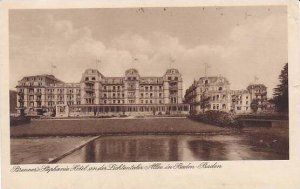 Germany Baden Baden Brenners Stephanie Hotel an der Lichtentaler Allee