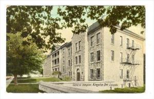 General Hospital, Kingston , Ontario, Canada, PU-1911