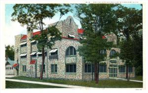 Ohio Lakeside   Wo-Ho-Mis Building
