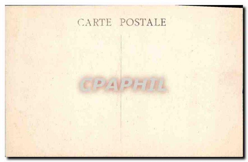 Postcard Old Marseille Fort St John