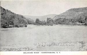 Delaware River Narrowsburg NY Unused