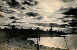 MA - Medford. Spot Pond