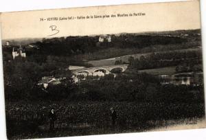 CPA VERTOU - Vallée de la Sevre des MOULINs de Portillon (243013)
