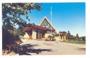 Alexander Graham Bell National Historic Park, Baddeck, Nova Scotia, Canada, 1...