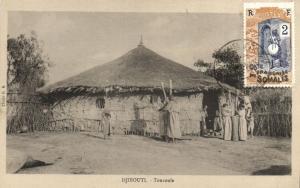CPA Djibouti Afrique - Toucoule (86918)