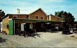 Pennsylvania Intercourse Amish Country Buggy Shop
