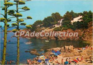 Modern Postcard A cove in Issambres (Surroundings of St Raphael)
