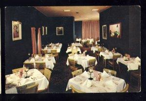 Oakland, California/CA Postcard, Mitch's Restaurant & Cocktail Lounge