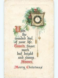 Divided-Back CHRISTMAS SCENE Great Postcard AA0345