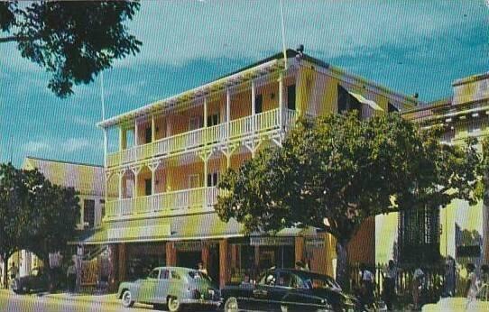 Bahamas Nassau Prince George Hotel