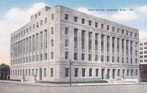 JACKSON , Mississippi, 30-40s ; Post Office