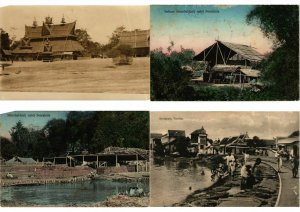 INDONESIA with BETTER ALL POOR CONDITION ALL ÉTAT 80 CPA (L2305)