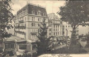 Switzerland Caux Grand Hotel 02.94