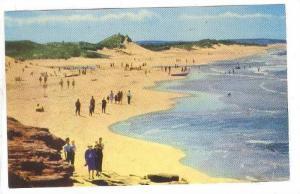 Smooth Sand Beach, National Park On Prince Edward Island, Canada, 1940-1960s